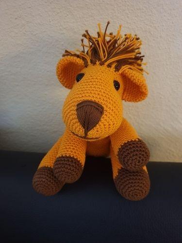 Makerist - Amigurumi Löwe aus Baumwolle  - Häkelprojekte - 1
