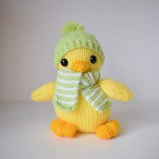 Makerist - Cuddly Chick - 1