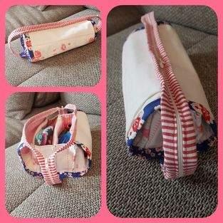 Makerist - Fächertasche für meine Nähutensilien - 1