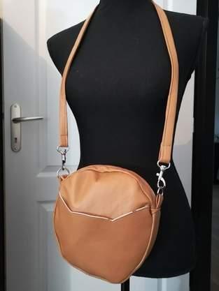 Makerist - Mon petit sac rond - 1