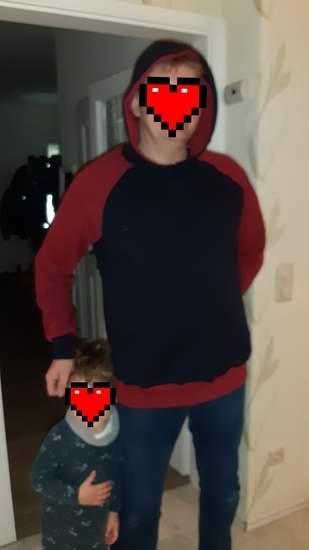 Makerist - Sweater Shannon mit Kapuze  - 1