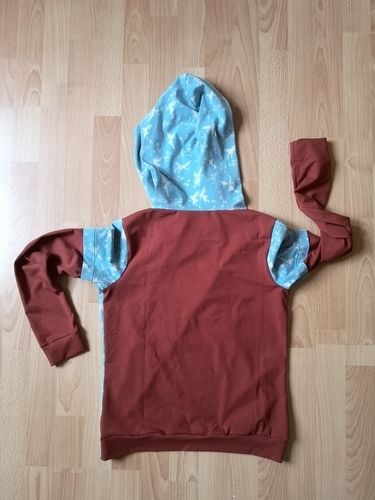 Makerist - crisscross SHO!odie by SHO lieblingsshirt2.0 - Nähprojekte - 2