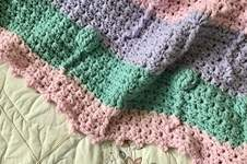 Makerist - Babies and Balloons Blanket  - 1