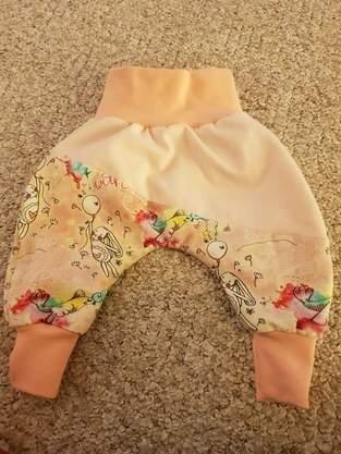 Wendehose für Babys