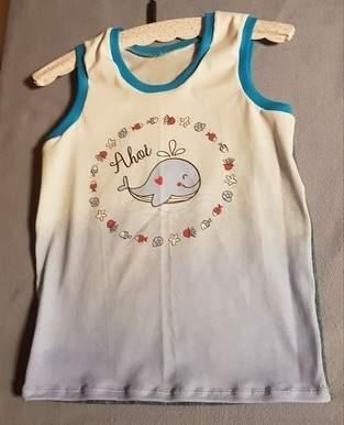 Makerist - Unterhemdchen für meine Enkelin - 1
