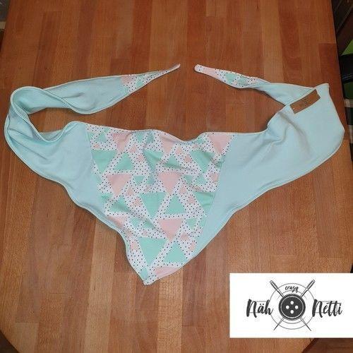 Makerist - Halstuch für unsere Nichte - Nähprojekte - 1
