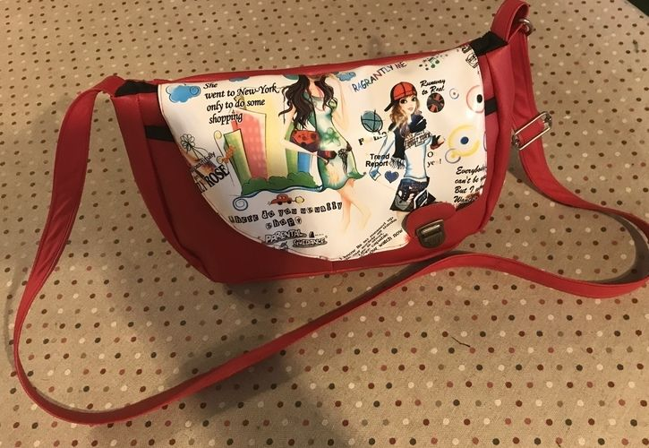 Makerist - mes sacs besaces - Créations de couture - 1