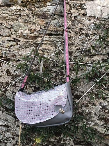 Makerist - mes sacs besaces - Créations de couture - 2