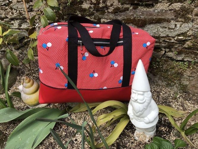 Makerist - mon sac georges pour le printemps - Créations de couture - 1