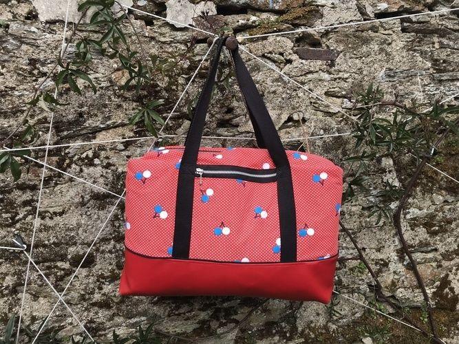 Makerist - mon sac georges pour le printemps - Créations de couture - 2