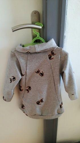 Makerist - Sweat fille 2 ans  - Créations de couture - 2