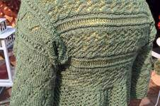 Makerist - Jacke im Ajourmuster - 1