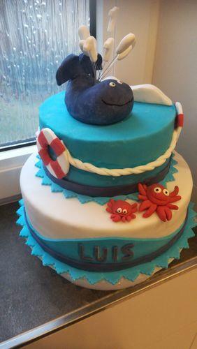 Makerist - Luis 1. Geburtstag  - Torten, Cake Pops und Cupcakes - 1