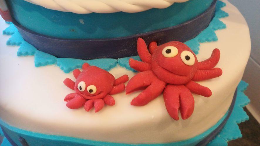 Makerist - Luis 1. Geburtstag  - Torten, Cake Pops und Cupcakes - 3