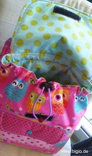 Makerist - Kinderrucksack - Nähprojekte - 2