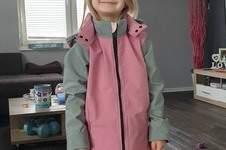 Makerist - Softshelljacke für meine Tochter - 1