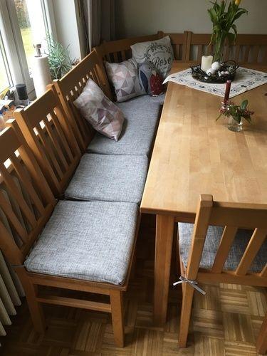 Makerist - Neue Stuhlbezüge  - Nähprojekte - 1