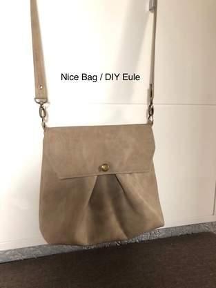 Nice Bag DIY Eule