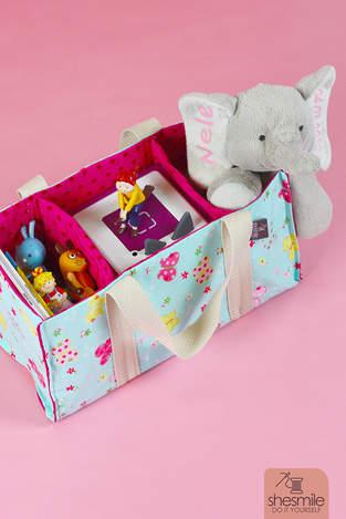 Makerist - Eine TanteTrage TragBox für meine kleine Tochter - 1