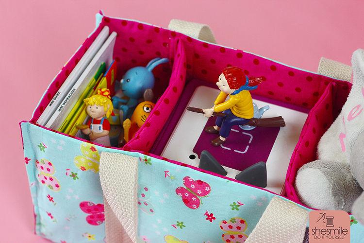 Makerist - Eine TanteTrage TragBox für meine kleine Tochter - Nähprojekte - 2