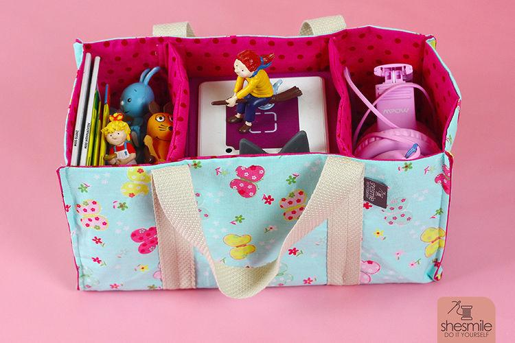Makerist - Eine TanteTrage TragBox für meine kleine Tochter - Nähprojekte - 3