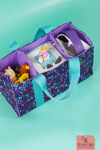 Makerist - Eine TanteTrage TragBox für meine große Tochter - Nähprojekte - 1