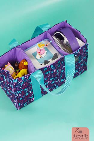 Eine TanteTrage TragBox für meine große Tochter