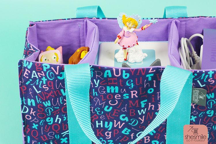 Makerist - Eine TanteTrage TragBox für meine große Tochter - Nähprojekte - 2