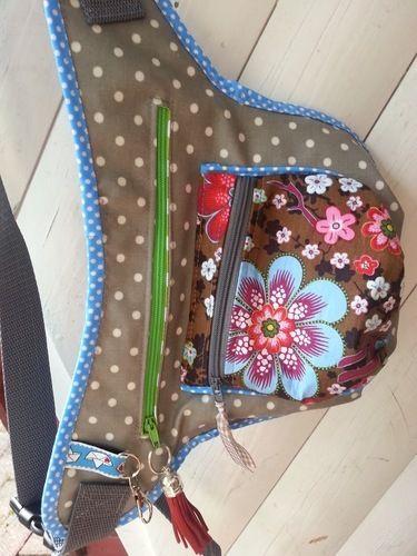Makerist - Meine Hip BAG - Nähprojekte - 1