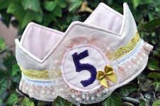 Makerist - Gewünschter Mädchentraum - eine Krone zum Geburtstag - 1