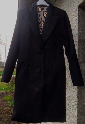 Makerist - Mon manteau MEGAN. Le manteau est en laine doublé de coton élasthanne. Je l'ai fait pour ma fille. - Créations de couture - 1