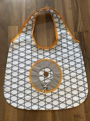 Makerist - Faltbare Einkaufstasche Lola_B - 1