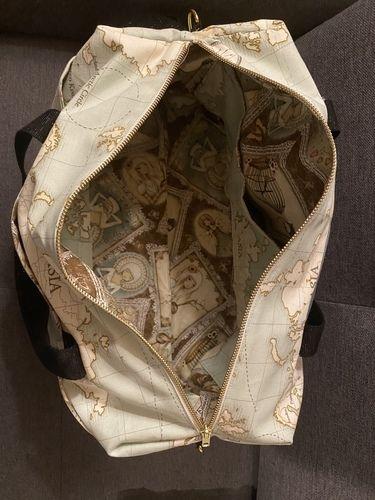 Makerist - Sac Georges avec bandoulière  par Mélissa OLIVIER  - Créations de couture - 2