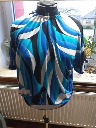 Blusenshirt für mich