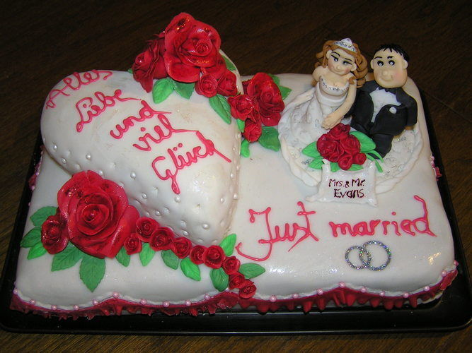 Makerist - Meine erste Hochzeitstorte  - Torten, Cake Pops und Cupcakes - 1
