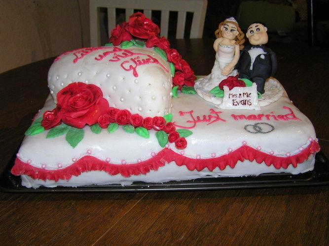 Makerist - Meine erste Hochzeitstorte  - Torten, Cake Pops und Cupcakes - 2