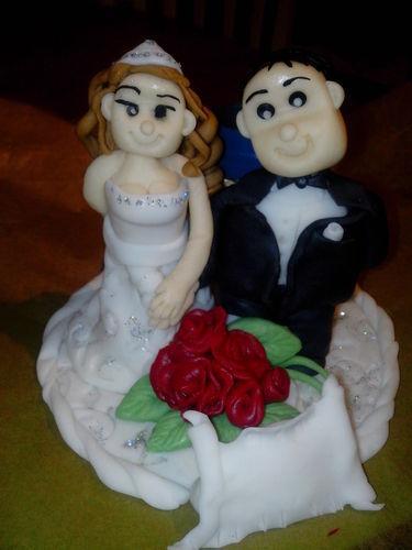 Makerist - Meine erste Hochzeitstorte  - Torten, Cake Pops und Cupcakes - 3