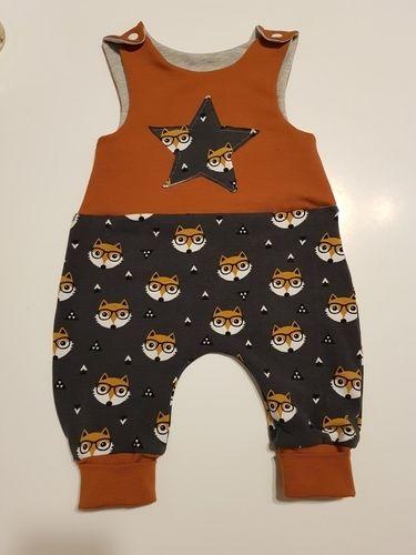 Makerist - Babystrampler - Nähprojekte - 1