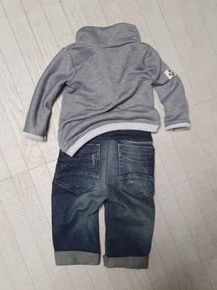 Baby-Outfit Größe 74/80