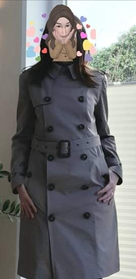 Makerist - Mein erster Trenchcoat - 1