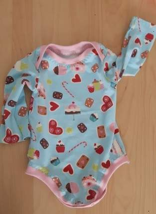 Makerist - Baby Body - 1