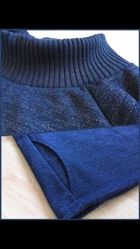 Makerist - Fledermausshirt 'Frau Betti' - Nähprojekte - 3