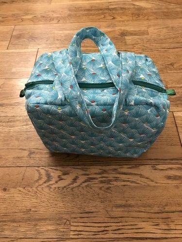 Makerist - Sac Anais - Lunch bag - Créations de couture - 1