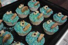 Makerist - Krümelmonstermuffins - 1