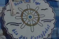Makerist - Countdown Kreuzfahrt von April-Sonne - 1