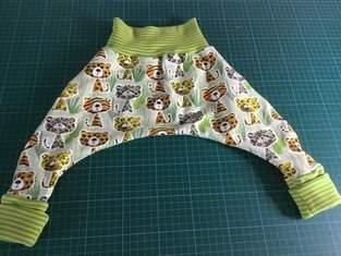 Makerist - Pumphose für Enkelzwerg persönlich angepasst - 1