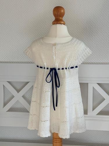 Makerist - Sommerkleidchen 2-3 Jahre - Häkelprojekte - 2