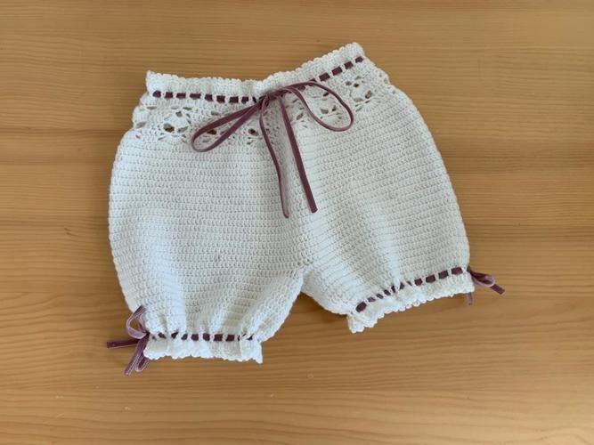 Makerist - Sommershorts Mädchen bis 2 Jahre - Häkelprojekte - 3