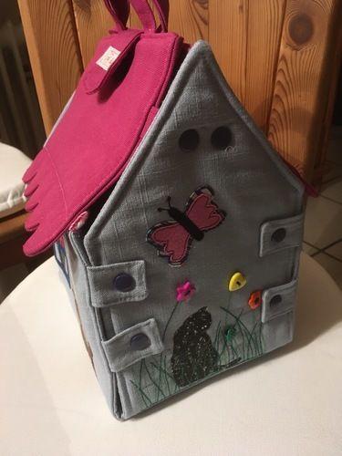 Makerist - Spielhäuschen fürs Enkelkind - Nähprojekte - 3