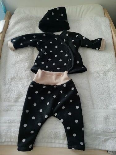 Makerist - Deuxième tenue bébé 4 - Créations de couture - 1